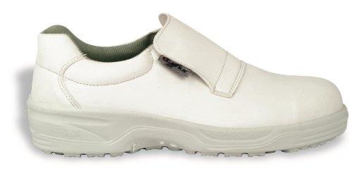 Cofra 34770-026.W37 New Nerone S1 SRC Chaussures de sécurité Taille 37 Blanc