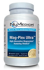 UPC 640970728889, NuMedica - Mag-Plex Ultra - 120C (Premium Packaging)