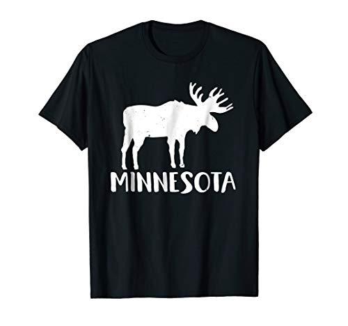 Minnesota Moose Shirt - MN Moose Love Shirt