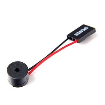25pcs Altavoz placa Base Pc Placa Madre del Ordenador Caso BIOS Alarma Adaptador de Enchufe