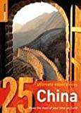 Rough Guides 25 China, Rough Guides Staff, 184353813X