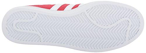 Adidas Originals Campus Femmes Baskets Sneaker Rose / Blanc / Cristal Blanc