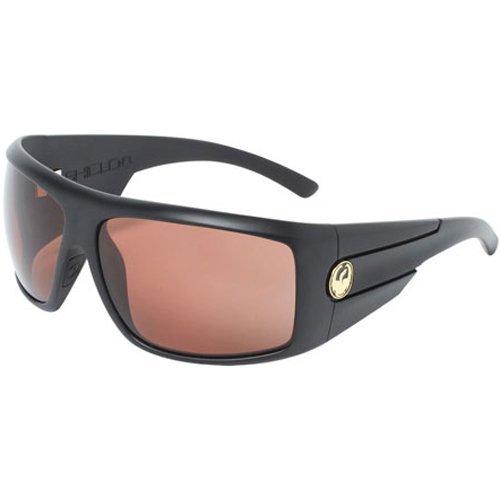 Dragon Sunglasses Shield Polarized Matte Stealth Polar 720-1987