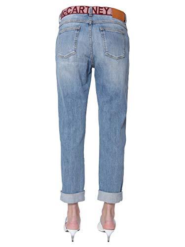 Algodon Azul Mujer Jeans 372773smh614107 Stella Mccartney xnqI7W0Tz