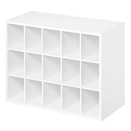 Incroyable ClosetMaid 8505 15 Cube Organizer, White