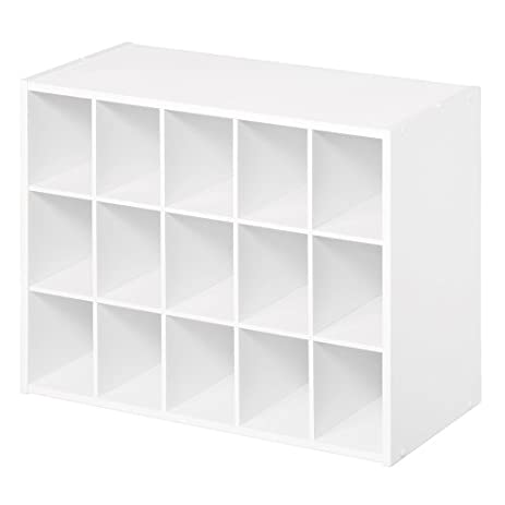 ClosetMaid 8505 15 Cube Organizer, White