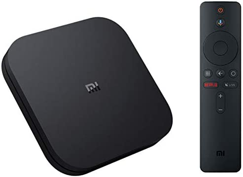 Xiaomi Mi TV Box S – Streaming Player, Black