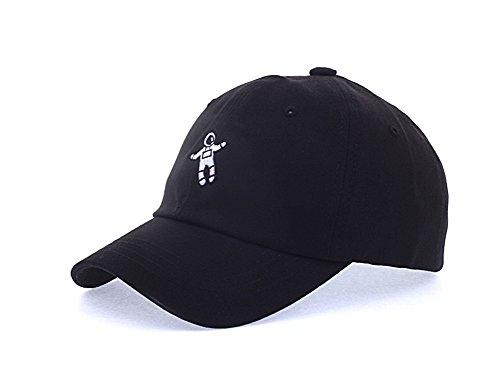 myglory77mall Baseball Trucker Golf Sports Adjustable Hats EXO XIU BALL CAPs Black (Hats For Wholesale)
