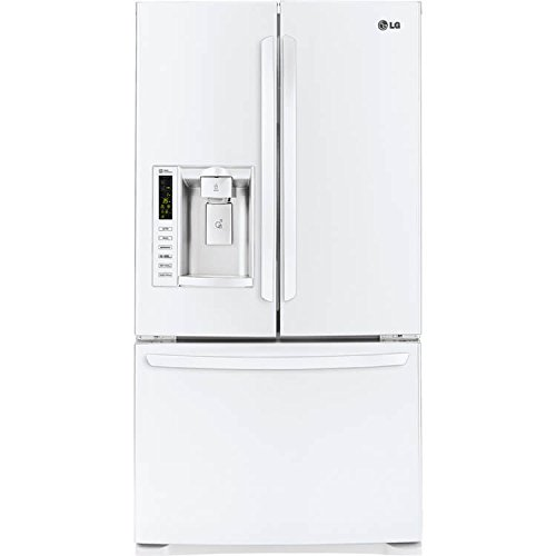 LG LFX25974SW Smooth French Refrigerator
