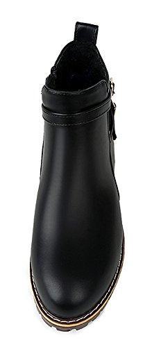 Confortable Boucle Aisun Femme Bloc Talon Lani Durable Tppw5q