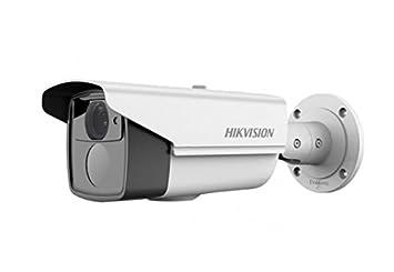 Hikvision ds-2ce16d5t-vfit3 2.8 - 12 mm Turbo HD 1080P Lente varifocal Exir Bullet cámara - Blanco: Amazon.es: Electrónica