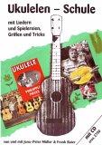 Ukulelen-Schule: Lieder, Spielereien, Griffe und Tricks