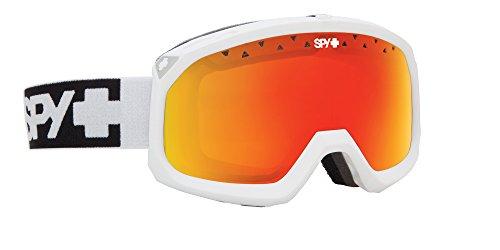 Spy, verres de rechange pour masque de snowboard Trevor Blanc - Bronze mit Green Spectra + Blue Contact
