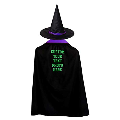 Customize Halloween Costumes, Design Your own Witch Wizard Cloak, and Make Your Party Shawl Unique. Purple -