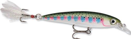 Rapala X-Rap Jerkbait 10 Fishing lure (Rainbow Trout, Size- 4), Outdoor Stuffs
