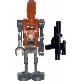 Buy LEGO Star Wars Figure Packs On Sale: Rocket Battle Droid with Jetpack and Blaster