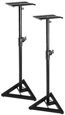On-Stage SMS6000 Adjustable Monitor Stands