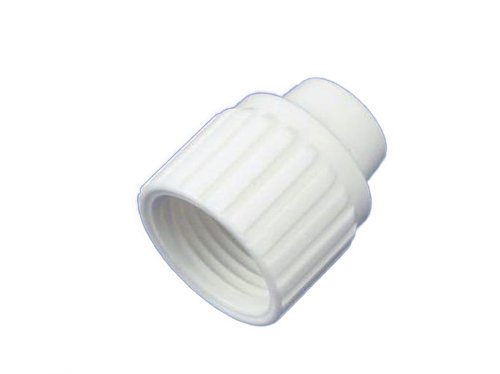 Flair-It 16860 Plastic Cap Fitting, 0.5