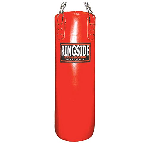Ringside Fitness Leather 100 lb. Soft Filled MMA Heavy Bag