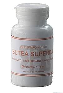 Tongkatali.org's Butea Superba Extract, 50 grams (1.76 oz)