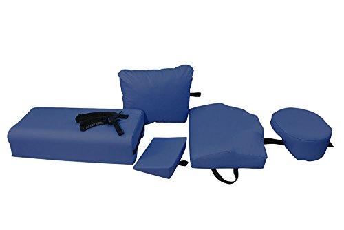 Oakworks 59224-T20 Side Lying Positioning System, Ocean Upholstery