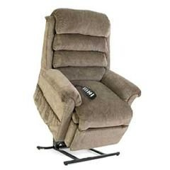 Pride Specialty Collection Lift Chair - LL-670 - Oatmeal (Line Chair Lift Specialty)
