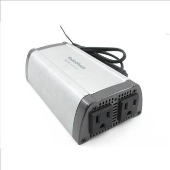 Radioshack Power Inverter 350 Watt Dc To Ac 22 155