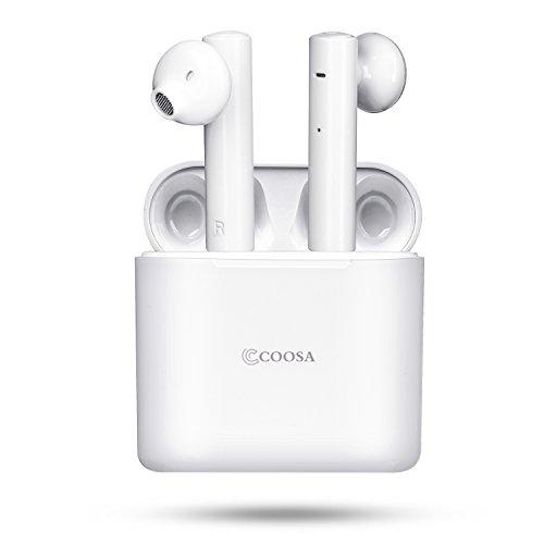 a885987c804f3 COOSA Wireless Earbuds Stereo Bluetooth In-Ear Earpieces Earphone Sports  TWS Headphones Hands Free Noise