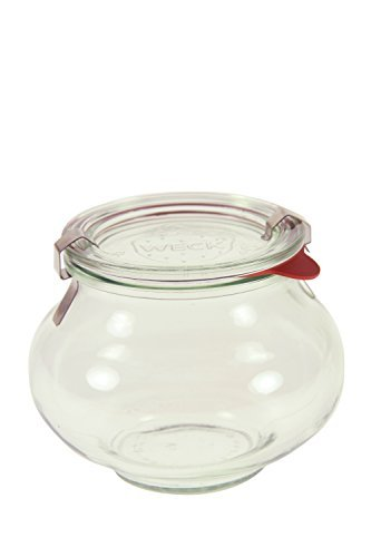 Weck 901 Deco Jar - .5 Liter, Set
