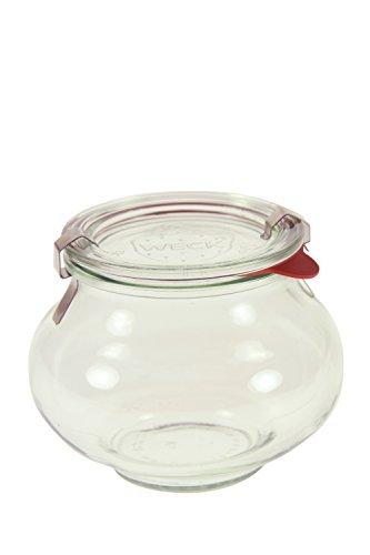 Weck 901 Deco Jar - .5 Liter, Set