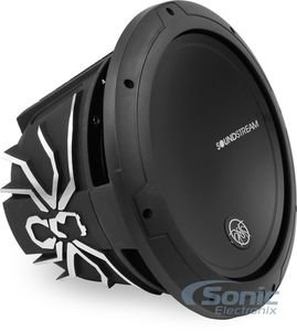 Soundstream R1.122 850W 12' Reference R1 Series Dual 2 Ohm Subwoofers