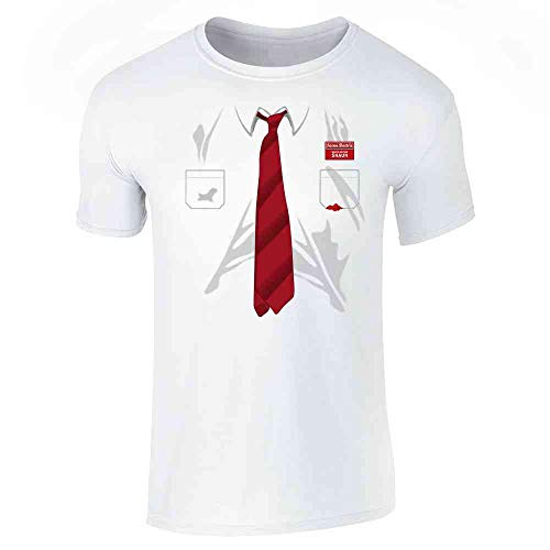 You've Got Red On You Halloween Costume White L Short Sleeve T-Shirt]()