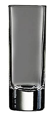 Islande (6) Shot Glass Additional Colors Available - 2 oz