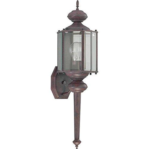 1-Light Outdoor Wall Lantern, 25