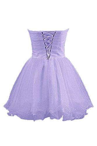 Purple for Prom Short Sweetheart Beaded Cocktail Girls 2016 Dresses BessWedding Dresses vTgURwqU