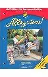 Allez Viens!, Holt, Rinehart and Winston Staff, 0030655633