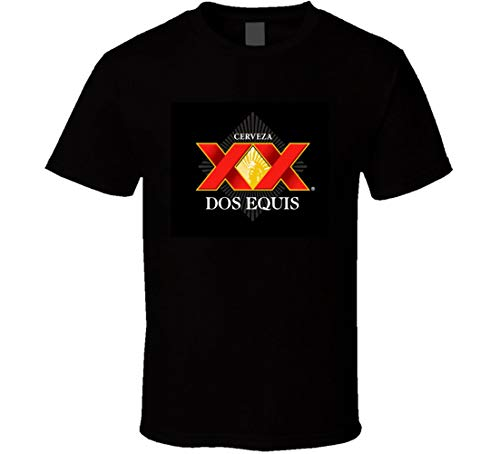 GRXSW Dos Equis Special Lager Latin American Cool Beer T Shirt Black