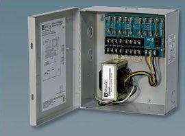 8 Output Cctv Power Supply 24vac @ 4 A