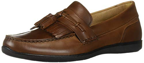 (Dockers Men's Landrum Shoe, Antique Brown, 12 M US)