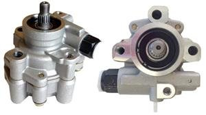 Well Auto 21-5129 New Power Steering Pump 98-00 Prizm (Pump Stamped U27) 98-00 Corolla w/Bearing Style Shaft