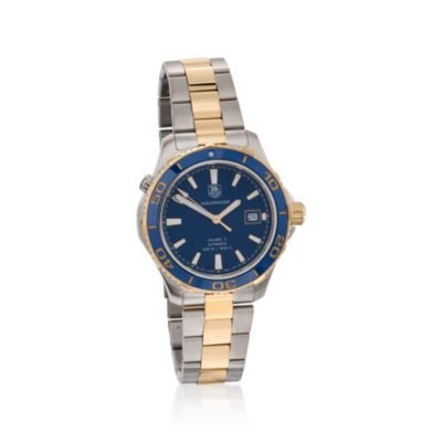 TAG Heuer Men's Aquaracer Two-Tone Stainless Steel Automatic Watch