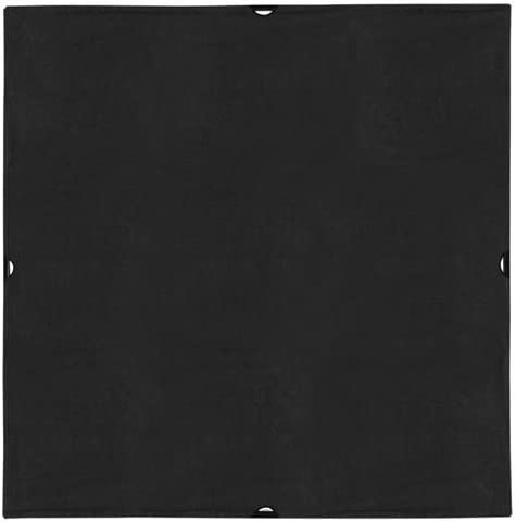 Westcott Scrim Jim Cine 4 x 6 Solid Black Block Fabric