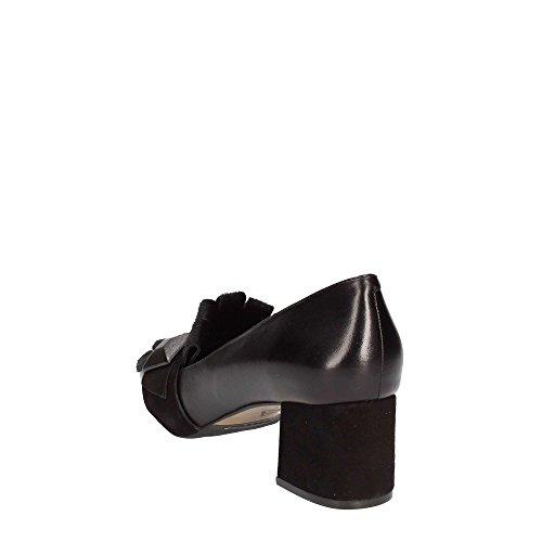 Ady02 Noir Femme Apepazza Et Ballerines Mocassins 1H08a