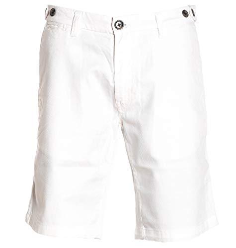 Shorts Uomo Cotone 979be0006ber2300100 Bianco Eleventy xYw4Ux