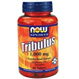 NOW FOODS Tribulus 1000mg, 90 Count Review