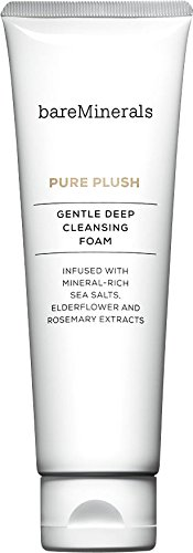 bareMinerals Pure Plush Deep Cleansing Foam, 4.2 Ounce - Deep Cleansing Foam