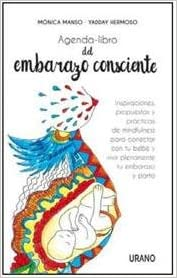 Agenda Libro Del Embarazo Consciente: Amazon.es: Libros