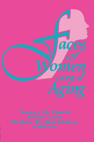 Faces of Women and Aging por Ellen Cole