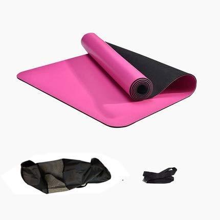 FCXBQ Colchoneta de Yoga Ocio Antideslizante Colchonetas ...