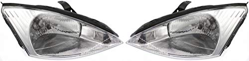 02 focus headlight assembly - 5